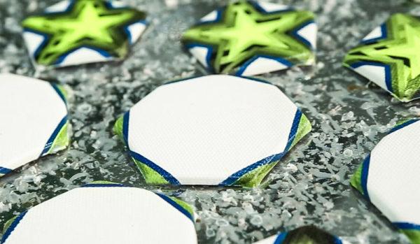 Emboss Soccer Panels