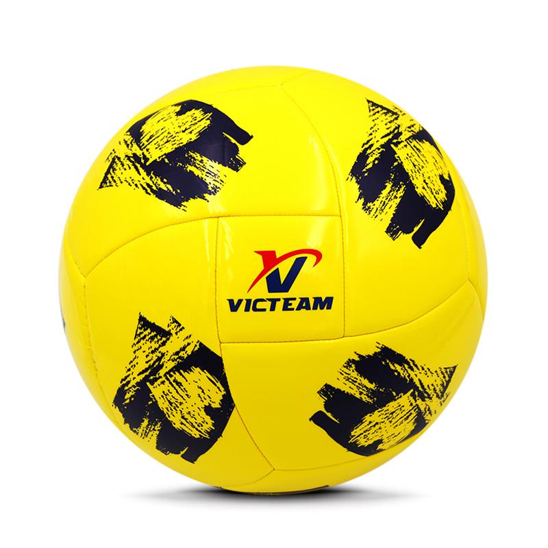 680-700mm Yellow Soccer Ball