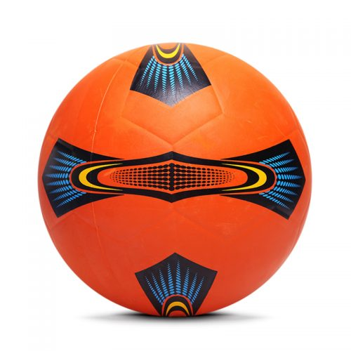 Colorful Rubber Soccer ball
