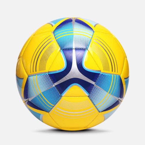 Machine Sewing Soccer Ball