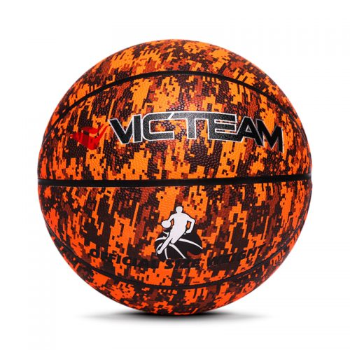 Colorful Ball Basketball