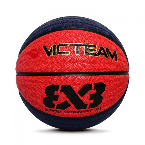 Custom Logo 3v3 Basketballs