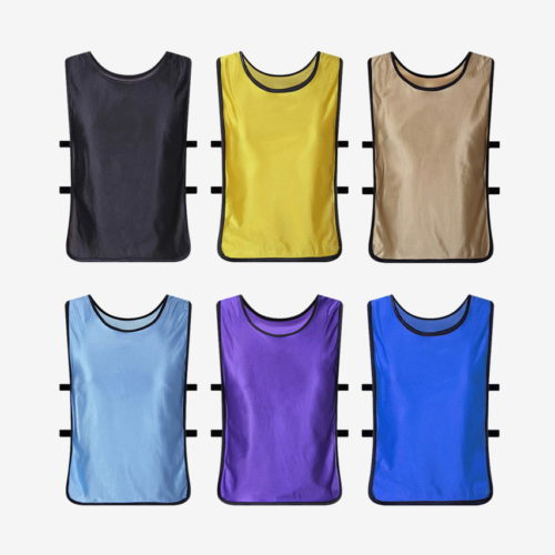 Football Soccer Training Pinnies