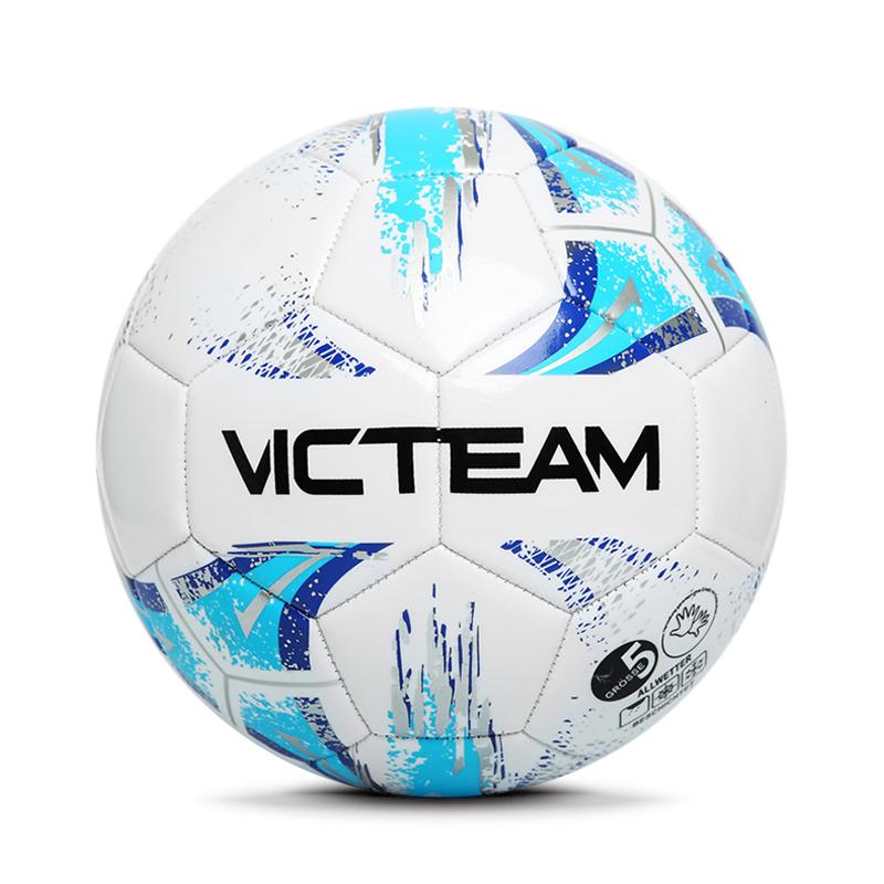 Machine Stitched PVC Sponge Soccer Ball