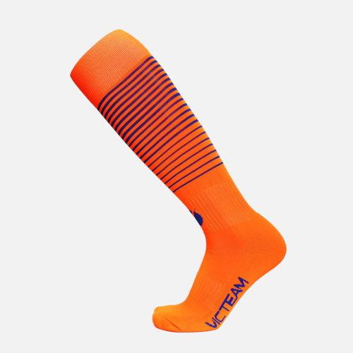 Orange Soccer Socks