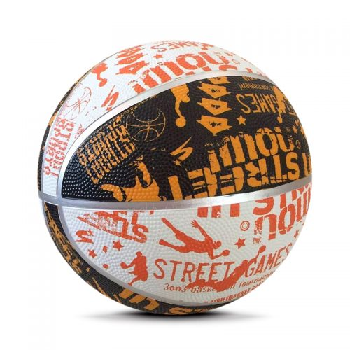 Soft Rubber Basketball