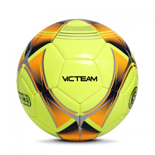 PVC leather material football