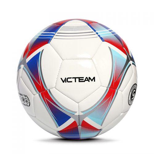 merchandising soccer balls white