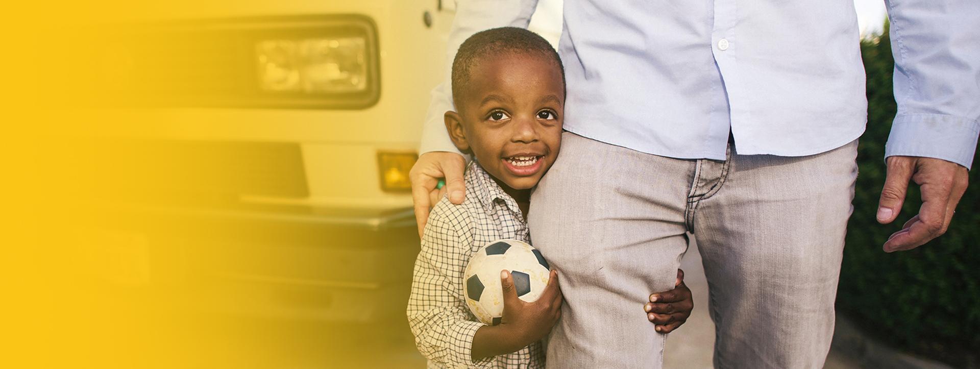 Child Soccer Ball Kids donate