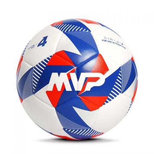 Colorful medium quality soccer football