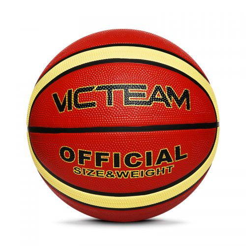 Different Size Rubber Basketball Ball