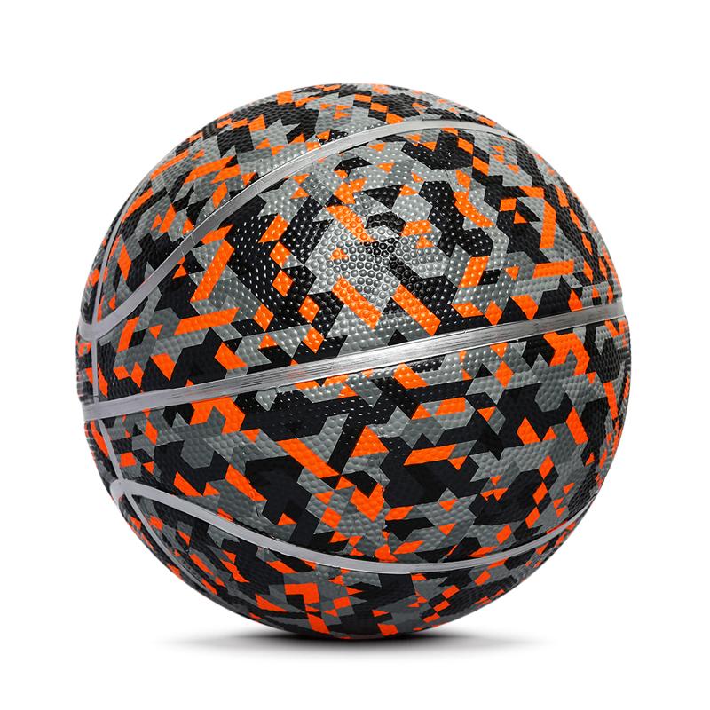 custom rubber basketballs