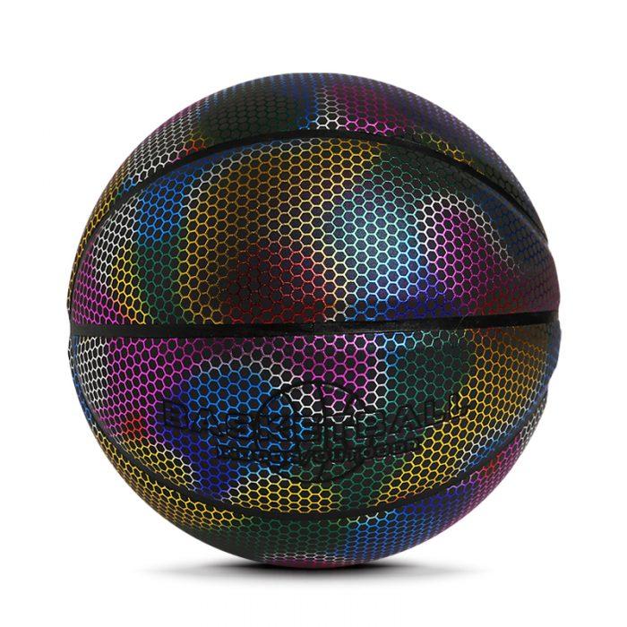 Reflective Glow Basketball